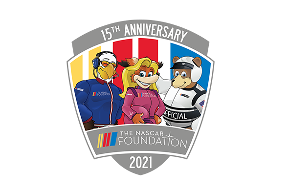 2021 15th Anniversary Pin